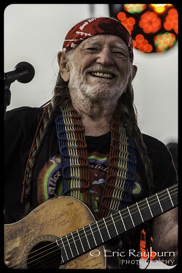 Willie Nelson. Image: Rayburn