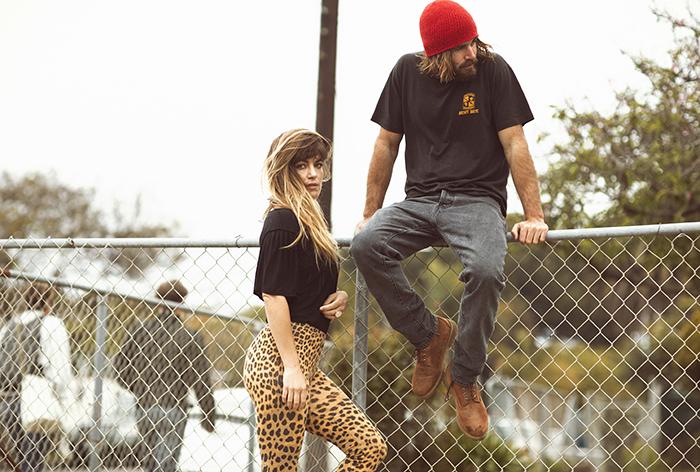 Angus & Julia Stone. Photo: Jennifer Steinglen