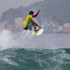 Gabriel Medina. PHOTO: WSL/Smorigo