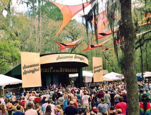 PHOTO: Suwannee Springfest/Facebook