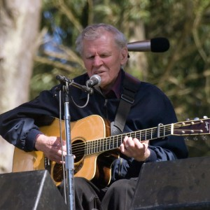 The legendary Doc Watson. PHOTO: Eric Frommer/Flickr