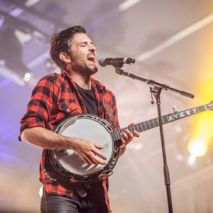 Scott Avett of The Avett Brothers. PHOTO: Matt Bonham