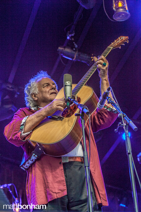 Peter Rowan. PHOTO: Matt Bonham