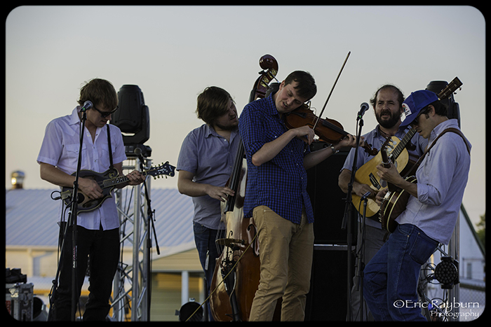Town Mountain at Aiken Bluegrass Festival. PHOTO: Eric Rayburn