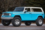 Jeep Cherokee Chief. PHOTO: Jeep