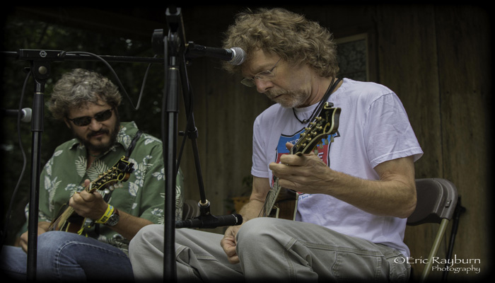 Sam Bush. PHOTO: Eric Rayburn